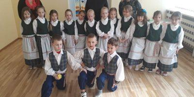 """Festivalis """"Daina Lietuvai"""" darželyje """"Lazdynėlis"""""""