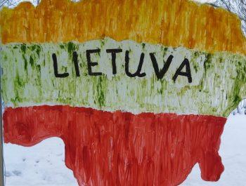 Mūsų lange-Lietuva